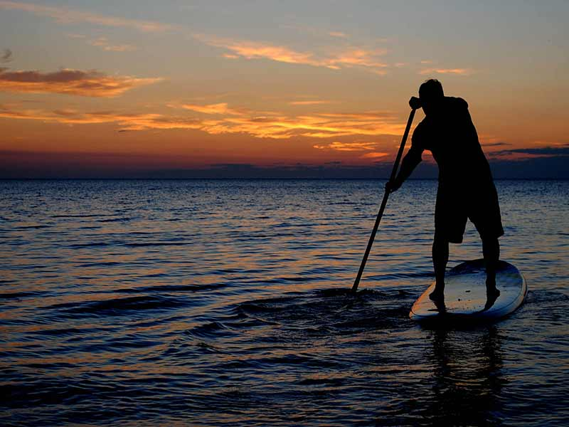 Stand Up Paddle cabo de gata